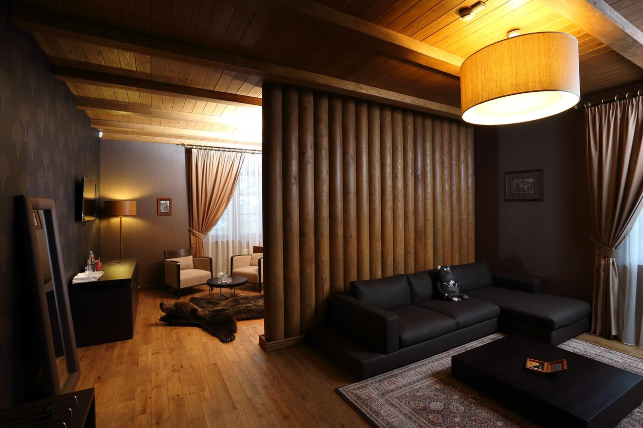 Lodge - Hotel Baikal Residence | MUSE Hotel Awards