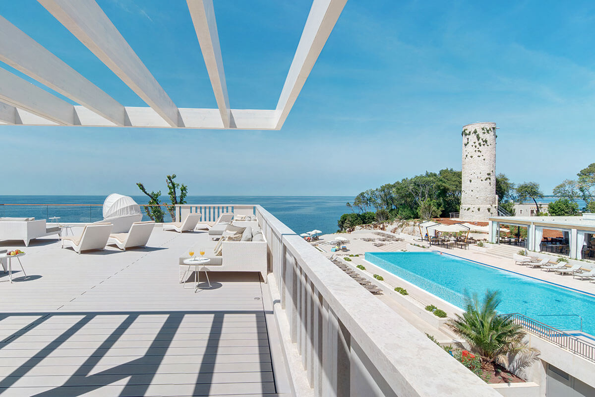 Isabella Valamar Collection Island Resort | MUSE Hotel Awards